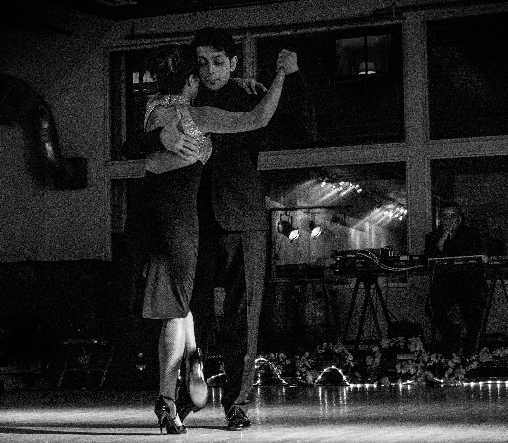 Federico Naveira og Sabrina Masso. Tango Dj Punto y Branca (alltime favourite)